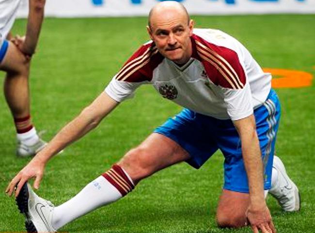 Виктор Онопко футболист фото в молодости