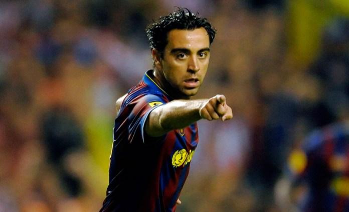 Хави испанский футболист фото