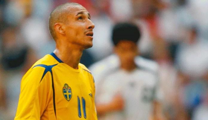 Хенрик Ларсон фото легенды сборной Швеции