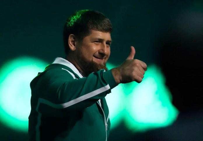 Рамзан Кадыров глава Чеченской Республики фото