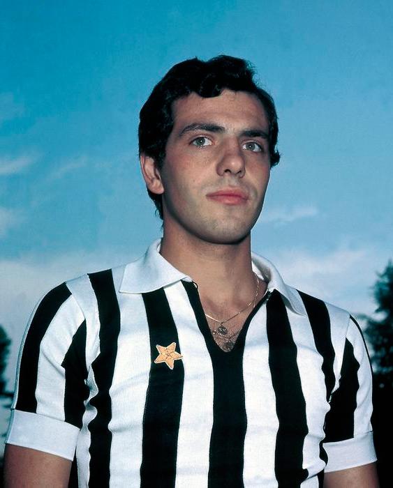 Роберто Беттега фото футболиста
