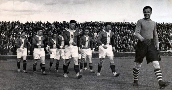 Первый чемпионат СССР 1936 год
