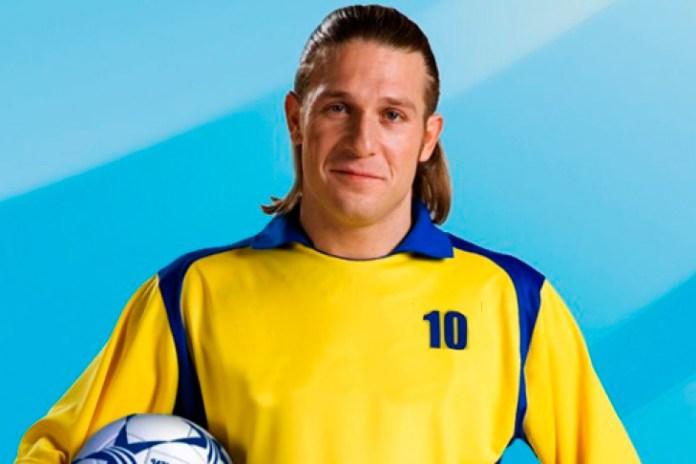 Андрей Воронин известный футболист Украины