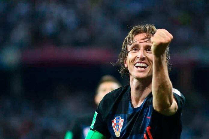 Самый известный хорватский футболист