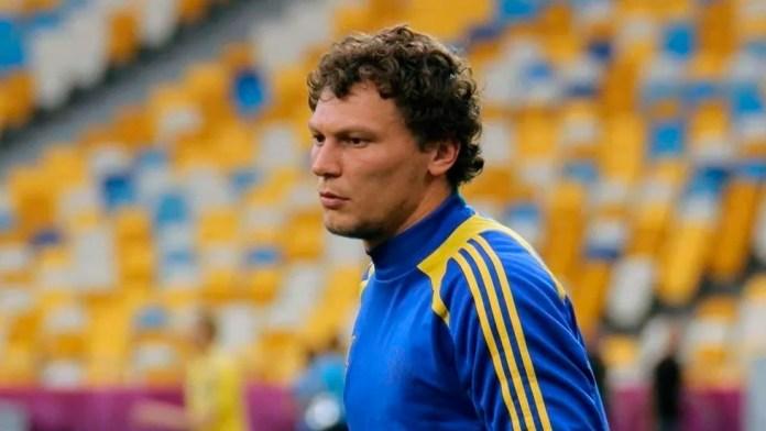 Андрей Пятов фото вратаря Украины
