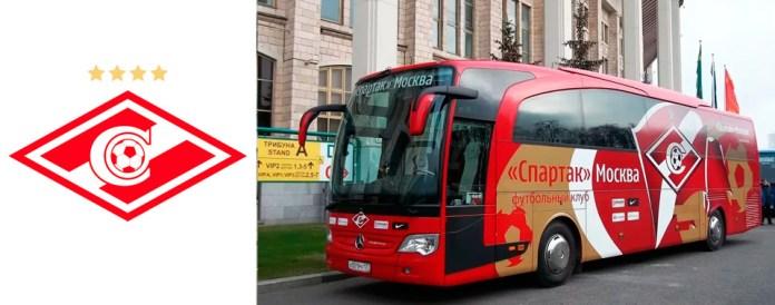 Автобус Спартака
