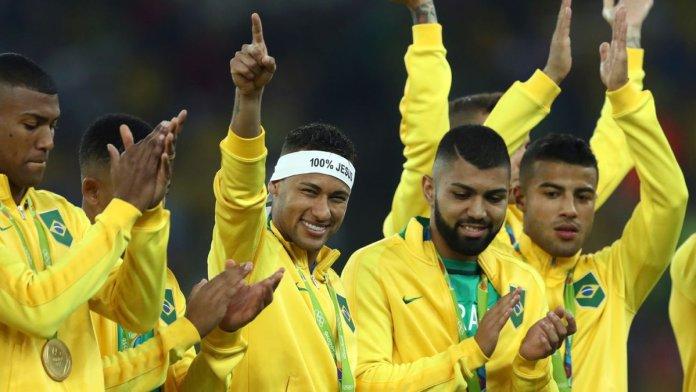 Сборная Бразилии на Олимпиаде