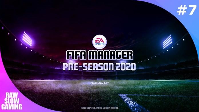 FIFA manager лучший симулятор на ПК