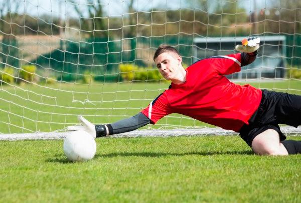 Навыки для вратаря в футболе