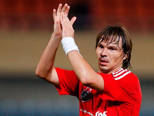 Дмитрий Лоськов известный футболист