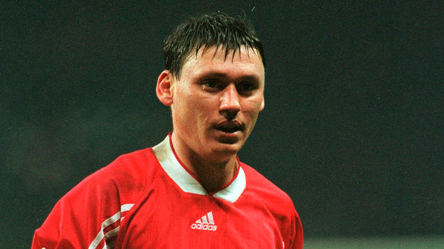Илья Цимбаларь фото футболиста