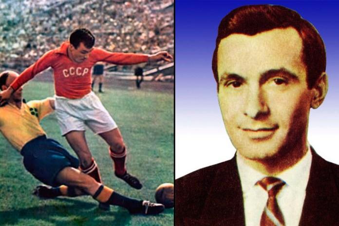 Алекпер Мамедов фото игрока в молодости