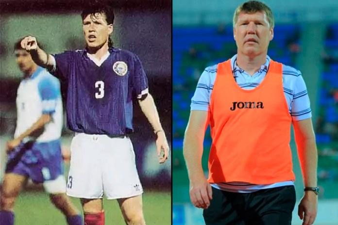 Андрей Федоров узбекский футболист и тренер