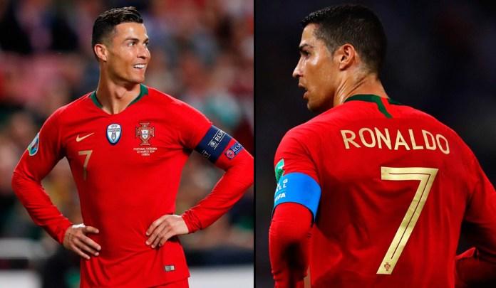 Лучший бомбардир сборной Португалии в истории - Криштиану Роналду