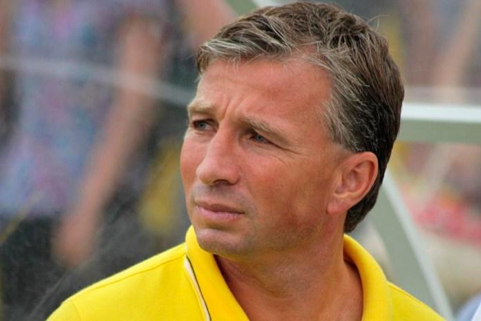 Дан Петреску футболист и тренер