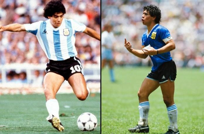 Диего Марадона фото легенды футбола