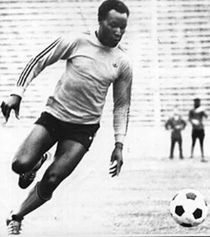 Годфри Читалу лучший бомбардир сборной Замбии