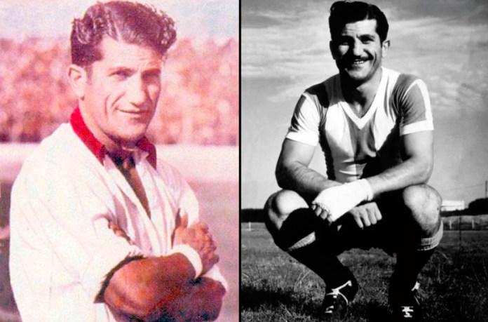Эрминио Мосантонио фото футболиста