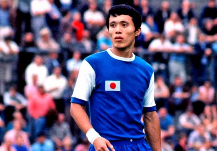 Кунисигэ Камамото футболист сборной Японии по футболу