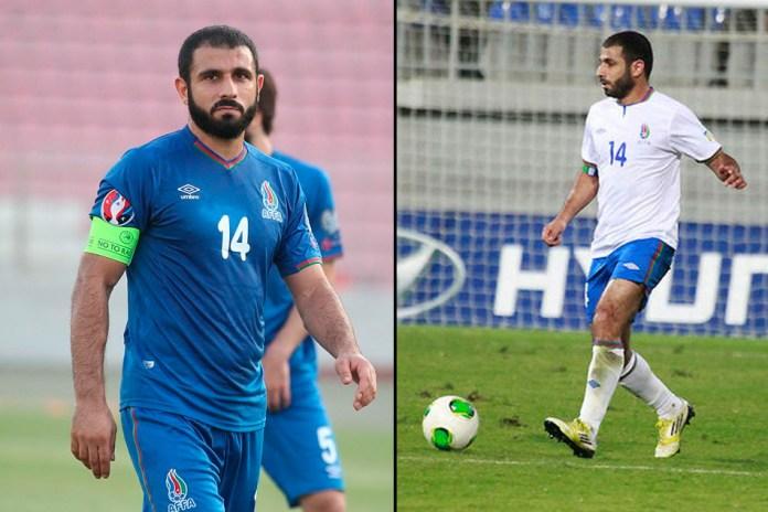 Лучший игрок Азербайджана - Рашад Садыхов