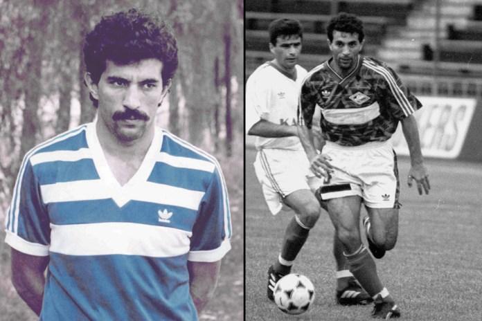 Рашид Рахимов фото футболиста в молодости