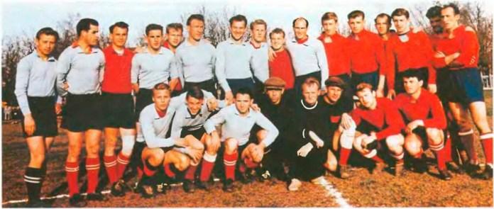 Сборная СССР по футболу 1958 Чемпионат мира