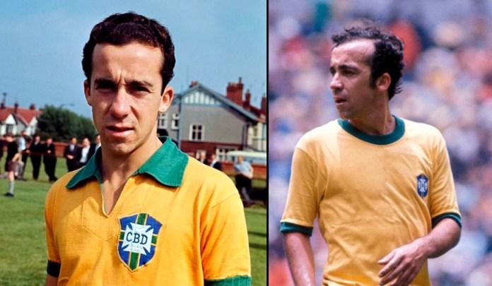 Тостао фото игрока сборной Бразилии