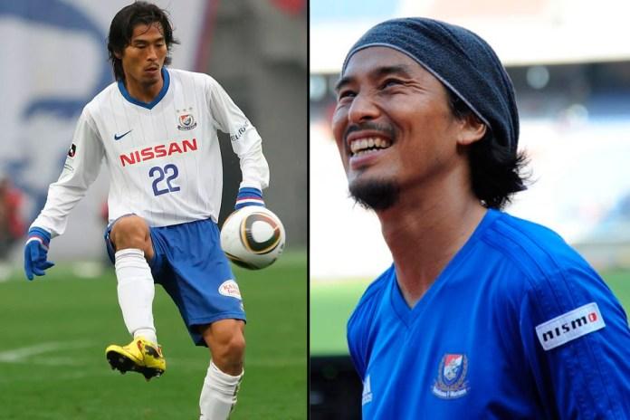 Юдзи Накадзава фото футболиста