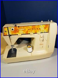 Singer Genie : singer, genie, Singer, Genie, Sewing, Machine, Cover/travel, Pedal,, Works