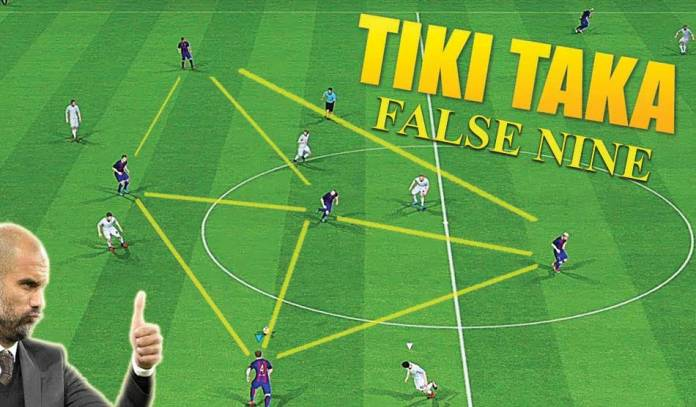 Tiki-taka-&-False-Nine