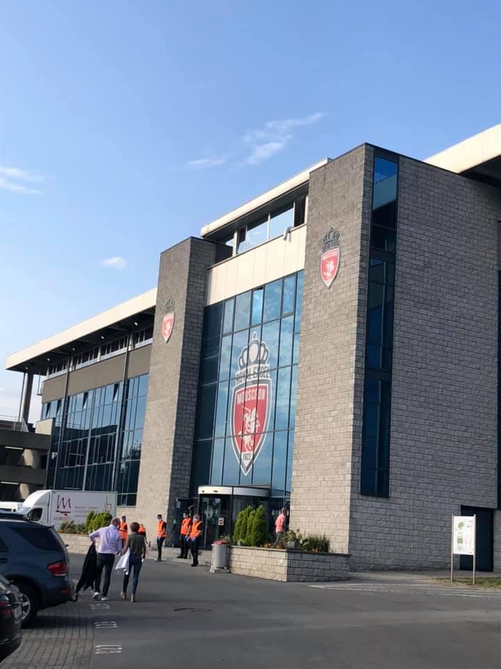 Le beau stade du Cannonier !