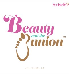 footerella beauty and bunion logo [ 1080 x 1080 Pixel ]