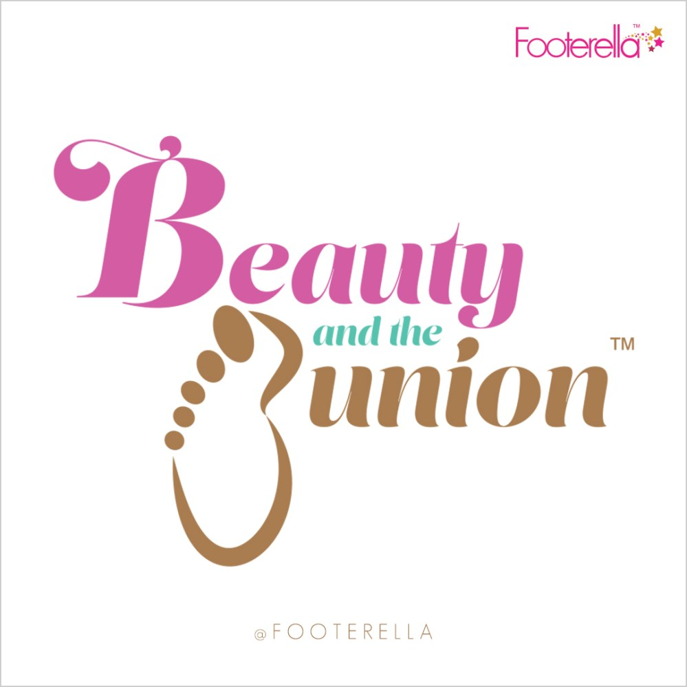 medium resolution of footerella beauty and bunion logo