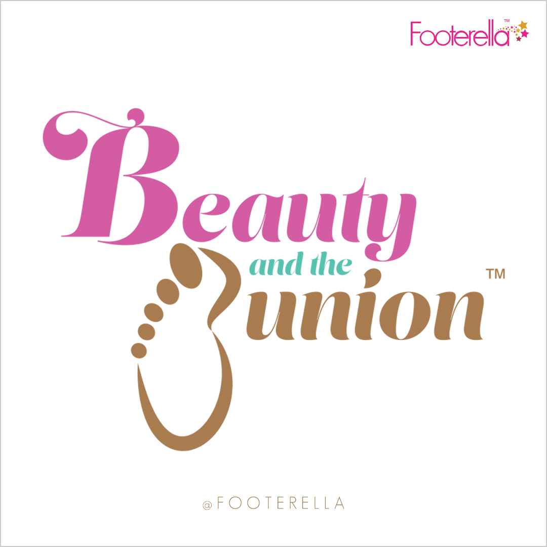 hight resolution of footerella beauty and bunion logo