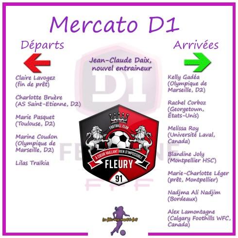 MERCATO FLEURY