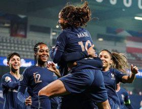 Déjà qualifiée pour l'Euro 2022, l'équipe de France affronte le Kazakhstan mardi 1er décembre.