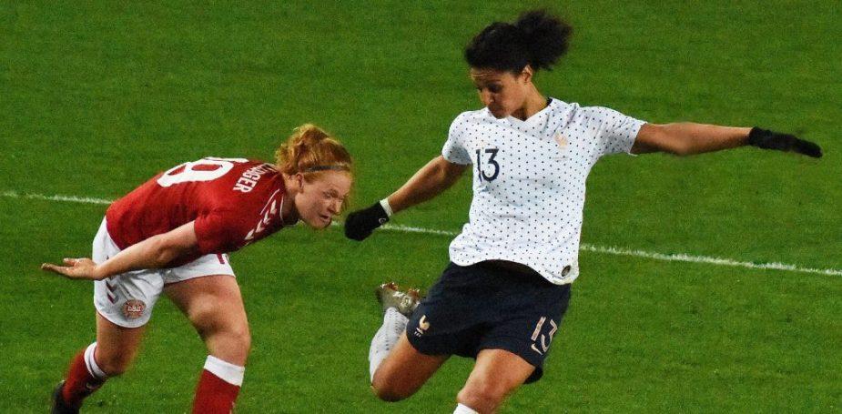 Valerie-Gauvin-Equipe de France-Everton