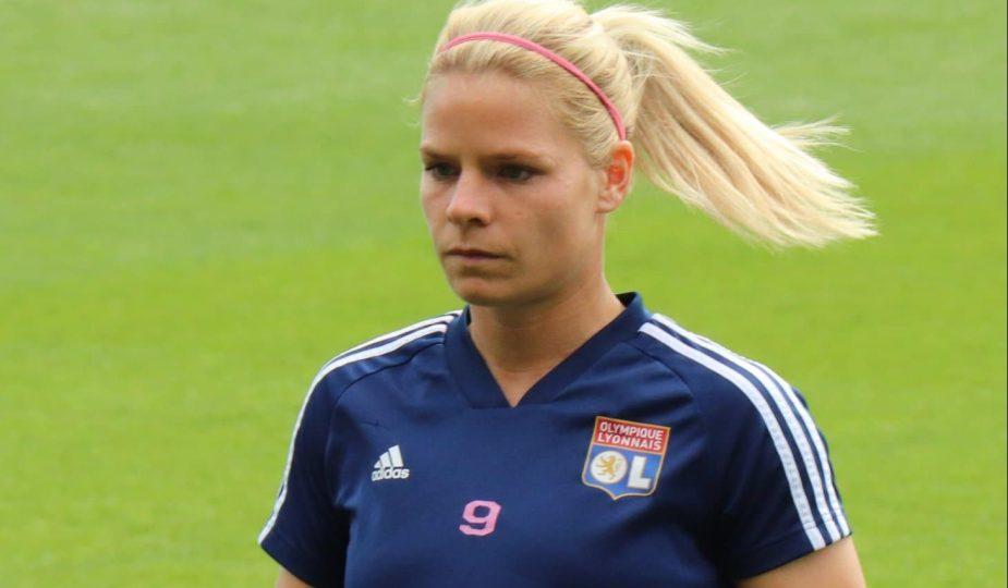 Eugénie Le Sommer est forfait contre la Juventus en Ligue des champions.
