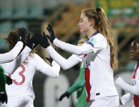 Le PSG s'est facilement imposé à Leczna en seizièmes de finale aller de la Ligue des champions.