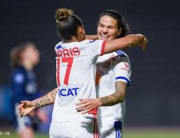 Lyon élimine Reims en coupe de France grâce à un triplé de Dzsenifer Marozsan