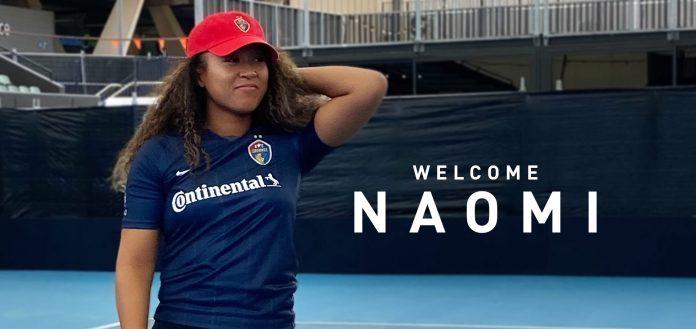 Naomi Osaka est devenue propriétaire du North Carolina Courage