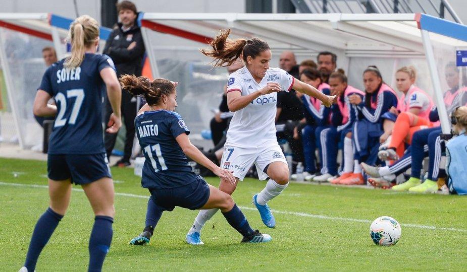 Le Paris FC et l'OL s'affrontent dans un match à enjeux ce vendredi.