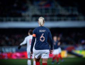 Amandine Henry est forfait pour le Tournoi de France