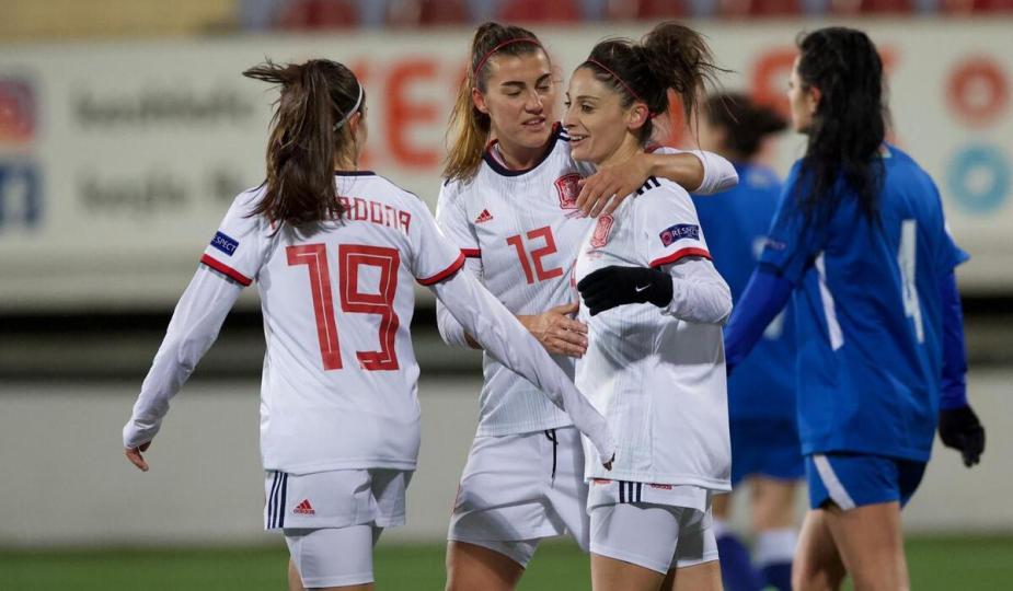 L'Espagne se qualifie pour l'Euro 2022 après sa nette victoire face à l'Azerbaïdjan