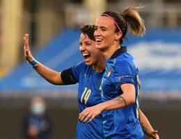 L'Italie écrase Israël et se qualifie à l'Euro 2022