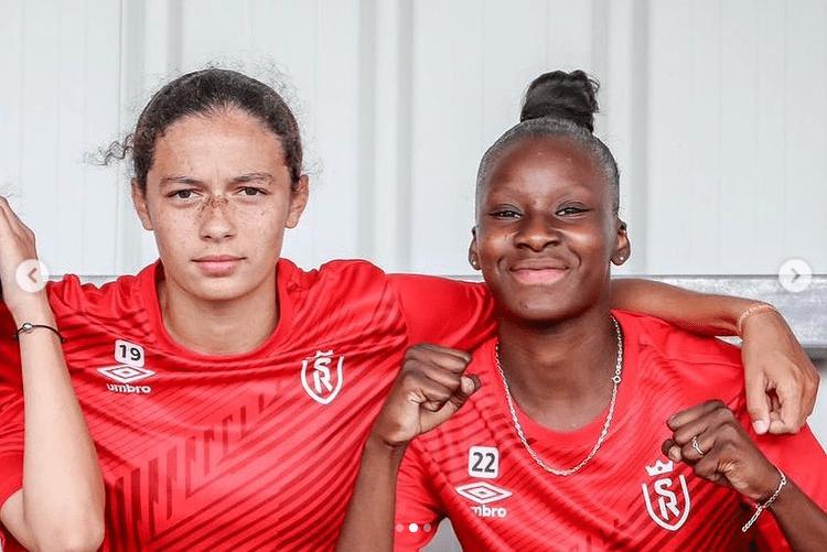 Kessya Bussy et Magou Doucouré. ©Instagram Kessya Bussy