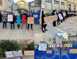 Le Collège Jean de Verrazane a lancé une pétition pour sauver leur section féminine.