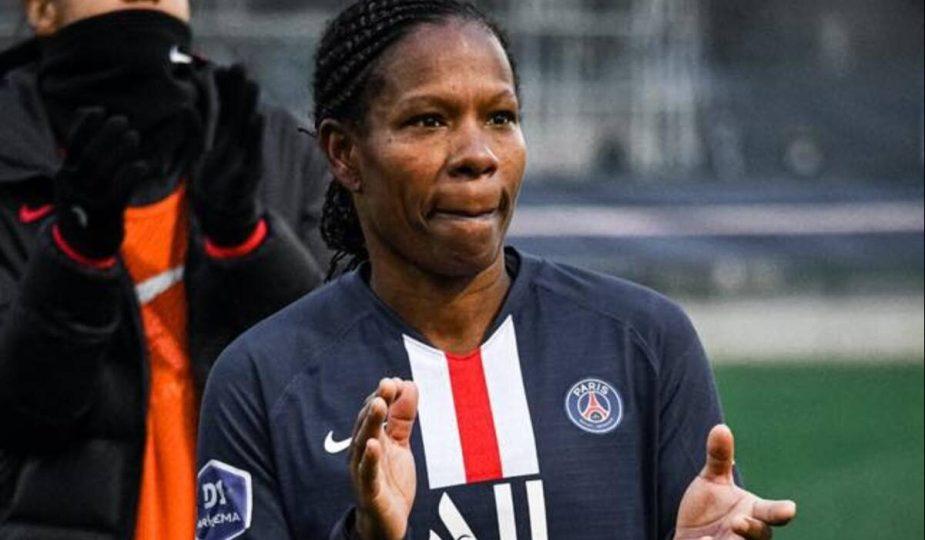 Formiga est titulaire avec le PSG contre Lyon en quart de finale aller de la Ligue des championnes.