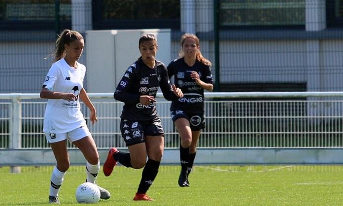 Saint-Malo est en D2 féminine