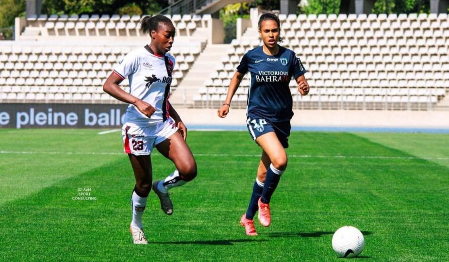 Le Paris FC reprend la quatrième place de D1 après sa victoire contre Fleury